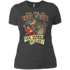 Too Old To Rock N Roll Too Young To Die - Womens - Tshirt - Small to 3XL