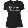 Ukulele Size Isn't Everything -  Womens - Tshirt - Small to 3XL