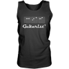 Ace Guitarist - Mens - Tank - Small to 3XL