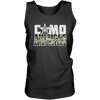 Camo - America's Away Colors - Mens - Tank - Small to 3XL