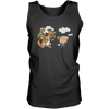 Charizard Chasing Hillary Clinton - Mens - Tank - Small to 3XL