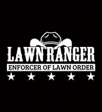 Lawn Ranger - Mens - Tank - Small to 3XL