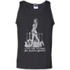 Love One Woman And Several Guitars - Mens - Tank - Small to 3XL