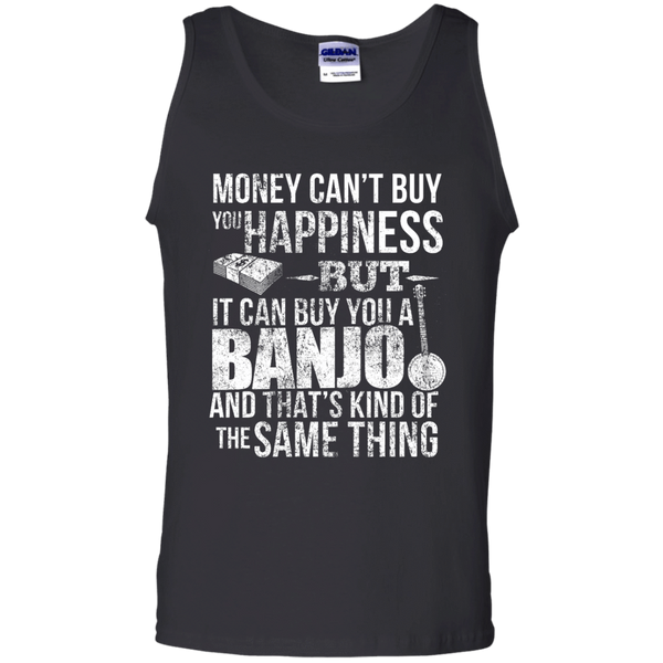 Money CAN Buy Happiness - Banjos! - Mens - Tank - Small to 3XL
