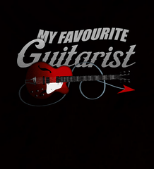 My Favorite Guitarist - Mens - Tank - Small to 3XL