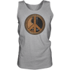 Peace Symbol (Guitar) - Mens - Tank - Small to 3XL
