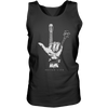 Rock Gesture - Mens - Tank - Small to 3XL