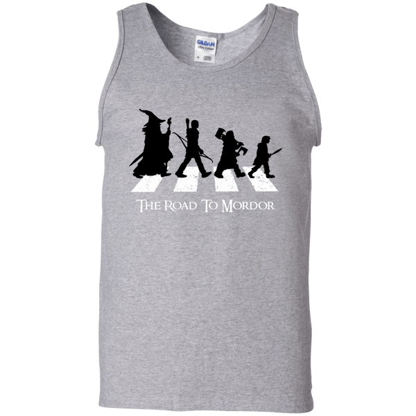 The Road To Mordor - Mens - Tank - Small to 3XL