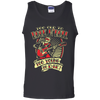 Too Old To Rock N Roll Too Young To Die - Mens - Tank - Small to 3XL
