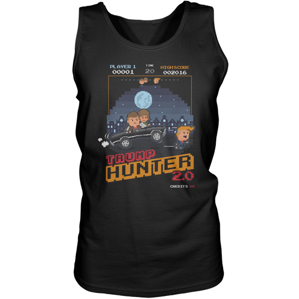 Trump Hunter 2.0 - Mens - Tank - Small to 3XL