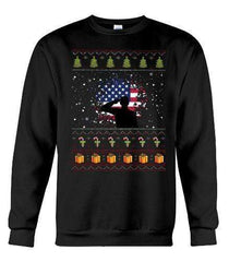 American Army - Unisex - Sizes Small to 5XL Ugly Christmas Sweater