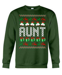 Aunt - Unisex - Sizes Small to 5XL Ugly Christmas Sweater