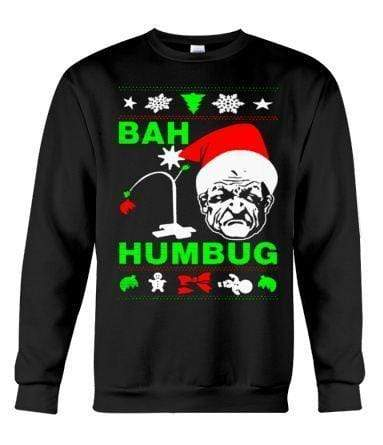 Bah Humbug - Unisex - Sizes Small to 5XL Ugly Christmas Sweater