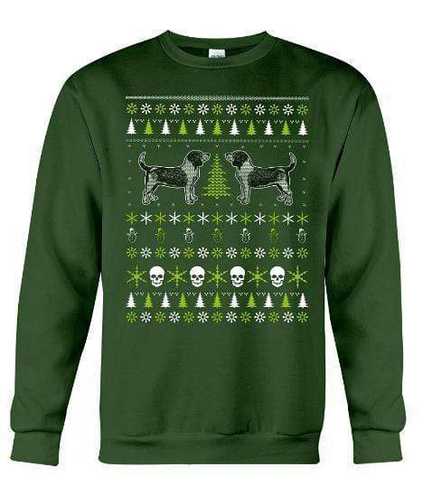 Dogs Beagle Sweater - Unisex - Sizes Small to 5XL Ugly Christmas Sweater