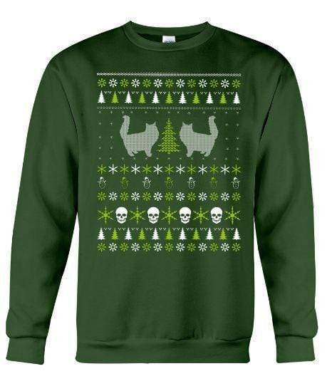 Persian Cats - Unisex - Sizes Small to 5XL Ugly Christmas Sweater