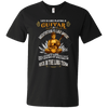 Buddha Guitar - Mens - V-Neck - Small to 3XL