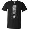 I Am A Ukuleleaholic - Mens - V-Neck - Small to 3XL