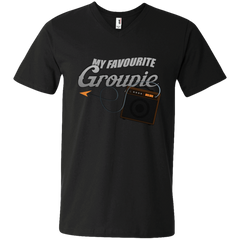 My Favorite Groupie - Mens - V-Neck - Small to 3XL