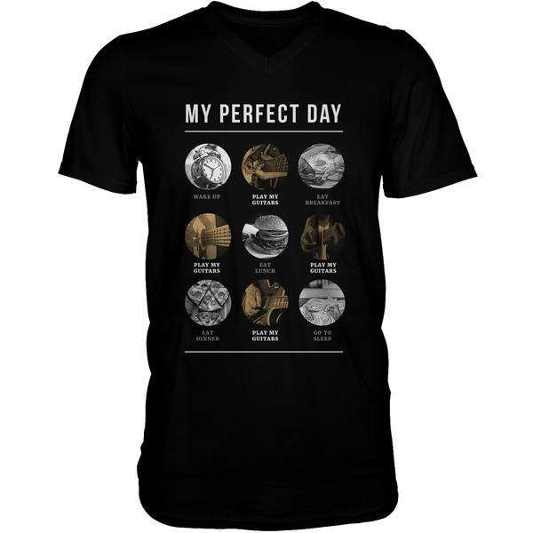 Perfect Day - Mens - V-Neck - Small to 3XL