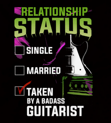 Relationship Status - Mens - V-Neck - Small to 3XL