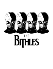 The Bithles - Mens - V-Neck - Small to 3XL