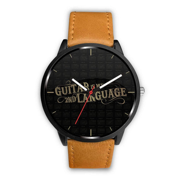 Guitar Is My 2nd Language Watch