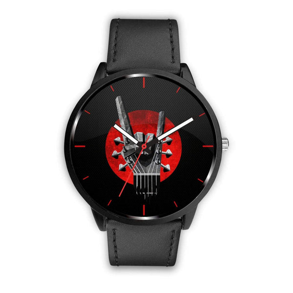 Guitar Rock Symbol Watch