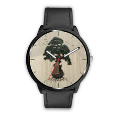 Guitar Tree (Color) Watch