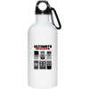 Ultimate Guitar Rig 20 oz Stainless Steel Water Bottle