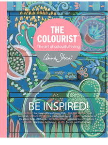 Featuring in The Colourist, a bookazine by Annie Sloan