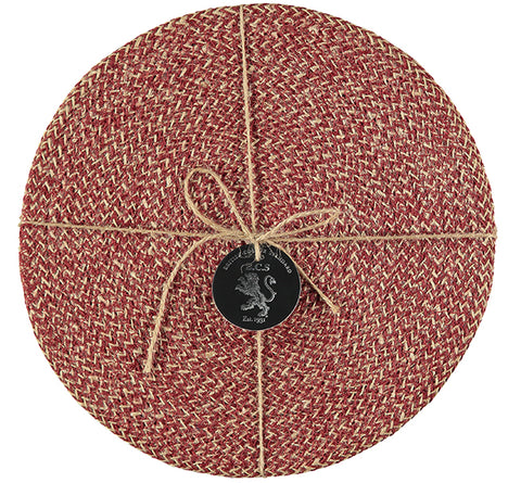 Jute Placemats & Coasters