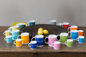 British Colour Standard Mugs