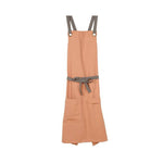 BRITISH COLOUR STANDARD -  Barista-Style Apron in Old Rose