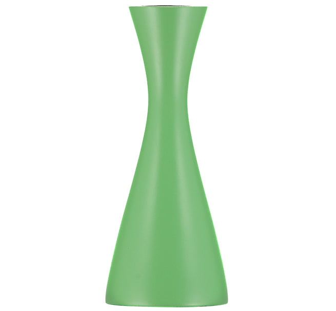 BRITISH COLOUR STANDARD - Medium Porcelain Green Candleholder