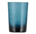 BRITISH COLOUR STANDARD - Mineral Blue Handmade Glass Tumbler