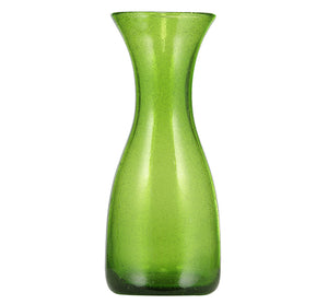 BRITISH COLOUR STANDARD Apple Handmade Glass 1 Litre Carafe