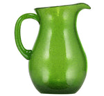 BRITISH COLOUR STANDARD Apple Handmade Glass Jug
