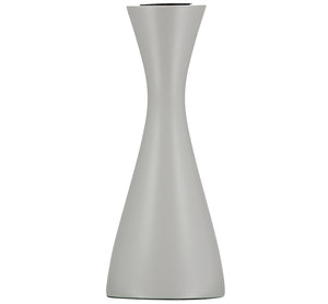 BRITISH COLOUR STANDARD - Medium Gull Grey Candleholder