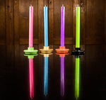 BRITISH COLOUR STANDARD Fair Trade Made Colourful Eco Candles and candleholders