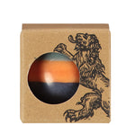 BRITISH COLOUR STANDARD - Small Eco Ball Candle - Marigold, Gunmetal & Opaline