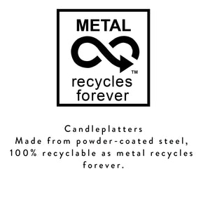 BRITISH COLOUR STANDARD, Metal Recycles Forever