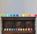 British Colour Standard full BCS colourful collection, White bone China mugs and espresso cups