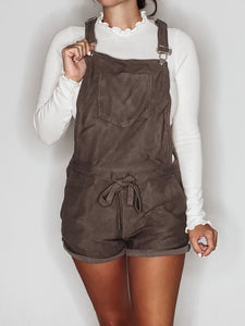 PUMPKIN PATCH VINTAGE OVERALLS