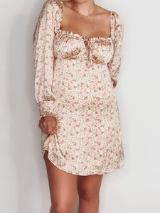 WILDFLOWER BABYDOLL DRESS