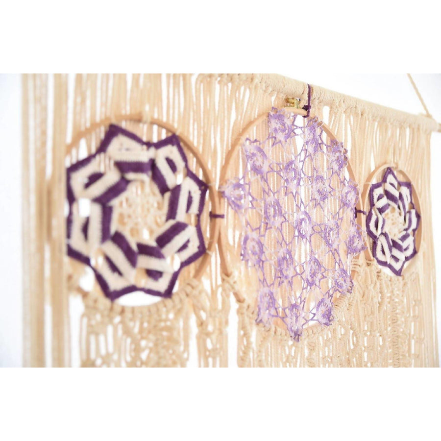 "BOHO ""LEVANDA"" DREAMCATCHERS"