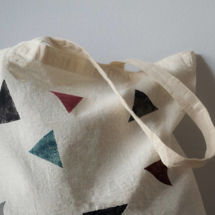 Tote Bag Minimal Art