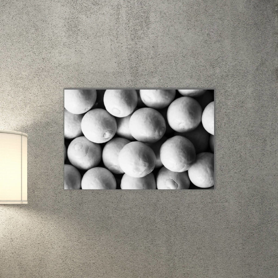 Deco Canvas Print, Spheres