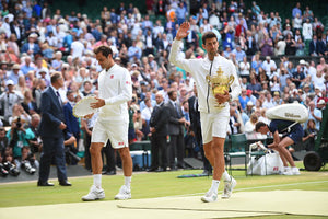 July 14, 2019: Djokovic-Federer, the divine match
