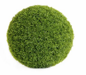 Cypress Topiary Ball: 33cm