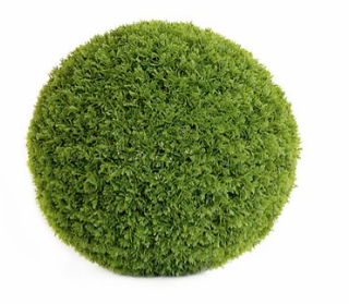 Cypress Topiary Ball: 38cm